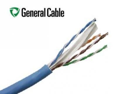 General Cable GenSPEED 5000 Cat 5e Riser Cable