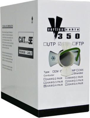 Green Cat 5E Bulk UTP Cable