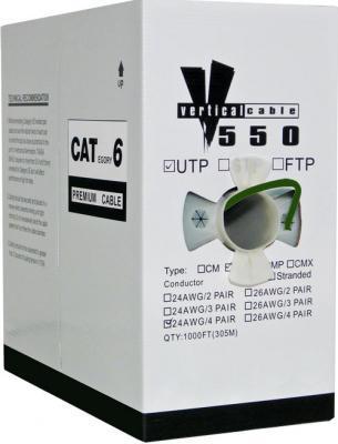 Green Cat 6 Bulk UTP Cable