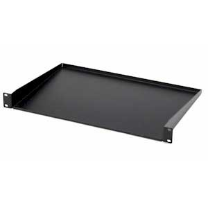 Kendall Howard 1906-1-001-01 1U 12 INCH COMPONENT SHELF