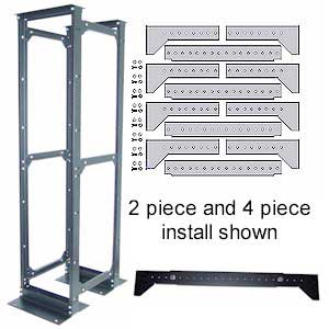 Kendall Howard 1927-3-004-00 4 PIECE RACK CONVERSION KIT
