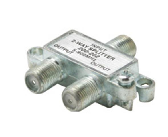 Steren 200-202 2-Way 900MHz Mini RF Splitter