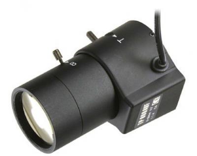 5-100mm Varifocal C/CS Mount Lens