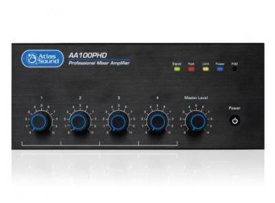 Atlas AA100PHD 4-Chan 100W Mixer Amp