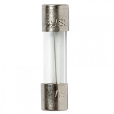 Bussmann Fuses GMC-6.3A 6.3 Amp Slo Blo Fuses, Pack of 5