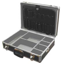 Tool Case – 18X13X6 – BLACK