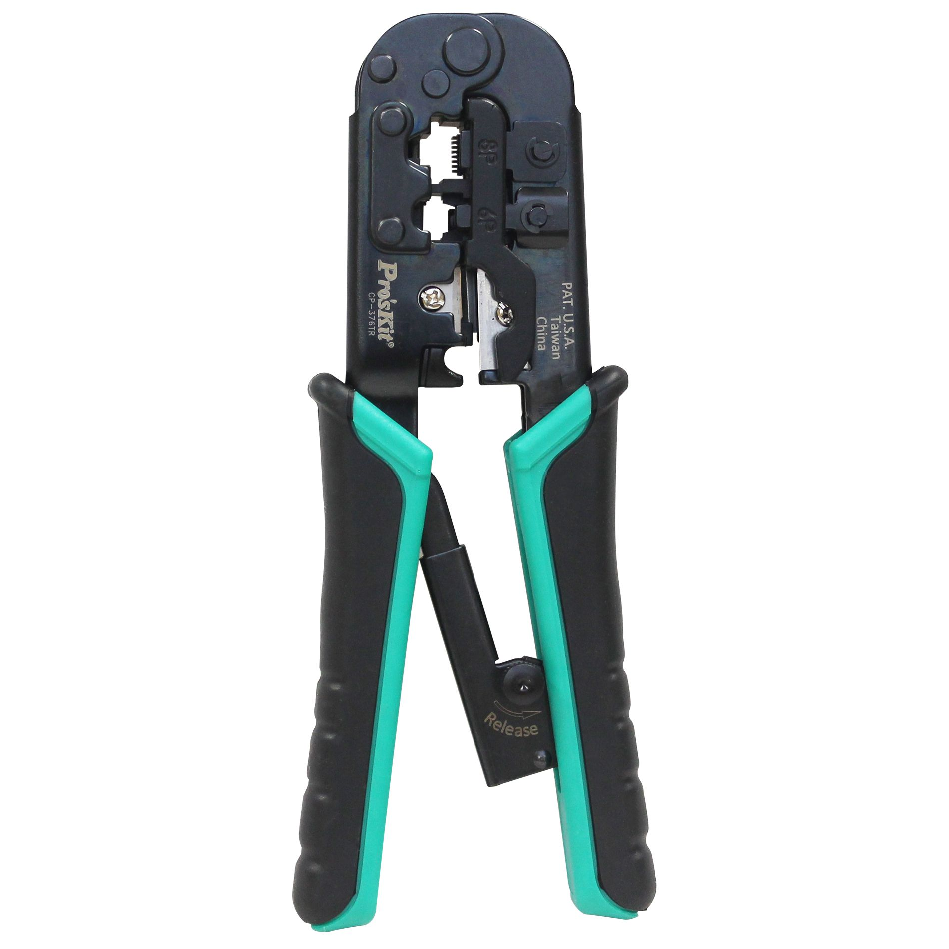 All-in-One Modular Plug Crimper
