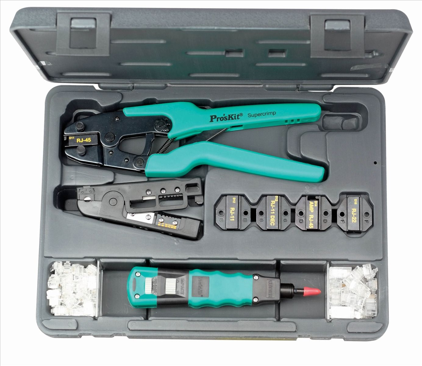 Professional Twisted Pair Installer Kit