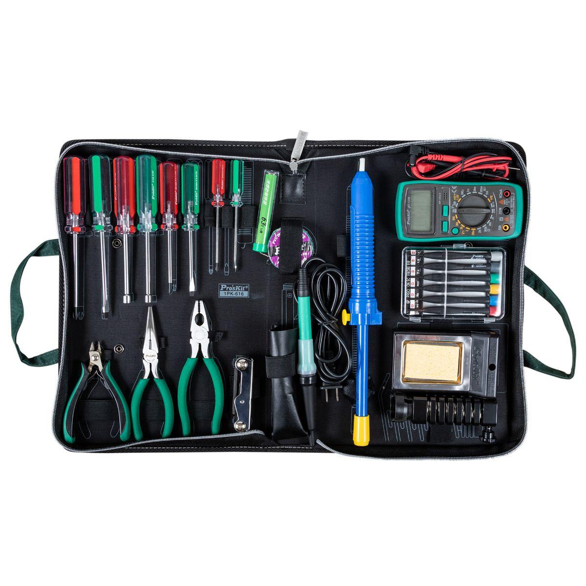 Professional Electronics Tool Kit