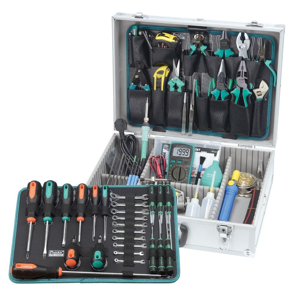 Electronics Tool Kit - 50 Pcs.