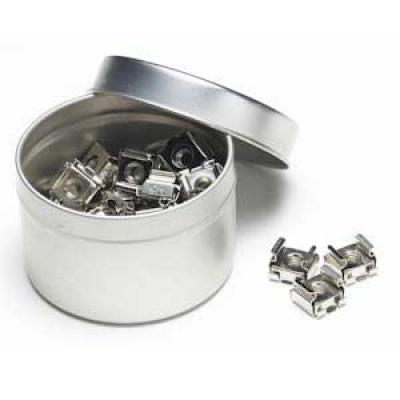 Kendall Howard 0200-1-001-01 10-32  CAGE NUTS - 50 pcs.