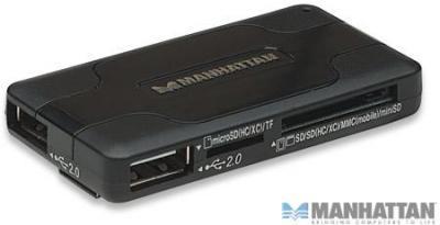 Manhattan 100984 Hi-Speed USB Combo Hub