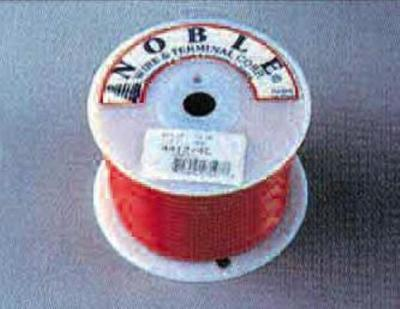 Noble 4416-7C Black Hook-Up Wire