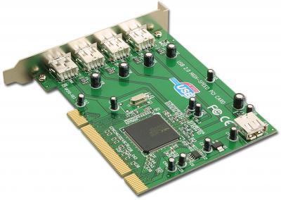 Pan Pacific INT-PCI-USB-V2.0