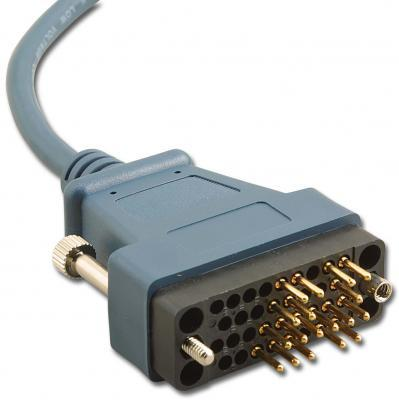 LFH60/M TO V35/M 3 METER ROUTER CABLE  -  S-CS35M-3M