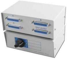 Data Switch Boxes - Computer Cables & Connectors | Tri-Tek